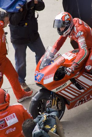 Casey Stoner in demand