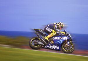 Valentino Rossi Australian MotoGP 2004