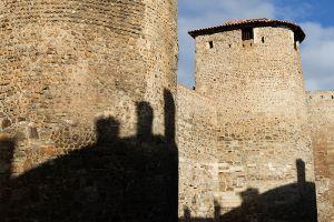 Leon's Roman Wall