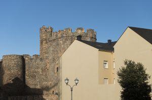 12th C Templar Castle, Ponferrada