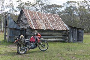 Charlie Creek Hut, Snowy Mountains